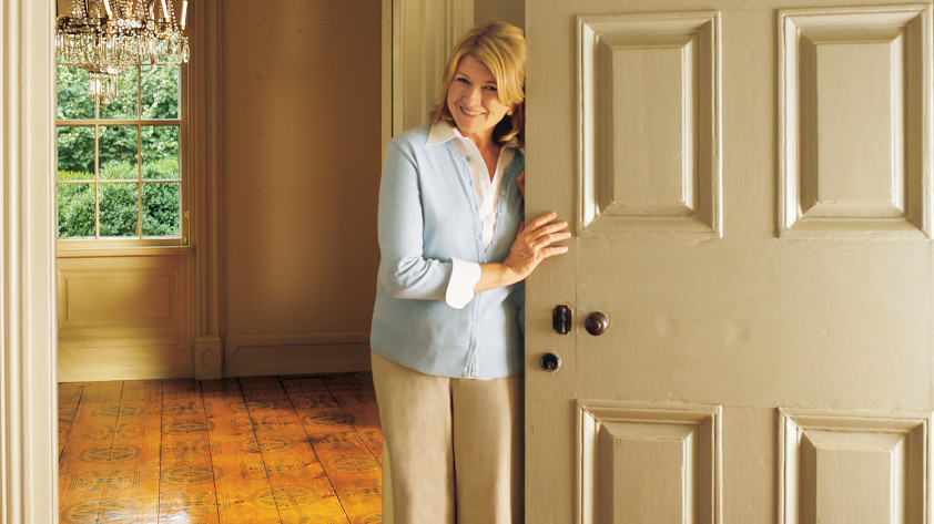 Home Sweet Martha: A Look Inside All of Martha Stewart's Homes