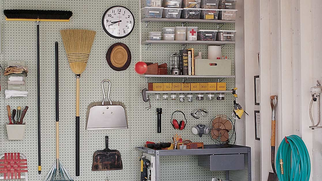 10 Tips That Ll Make Spring Cleaning Your Garage A Breeze