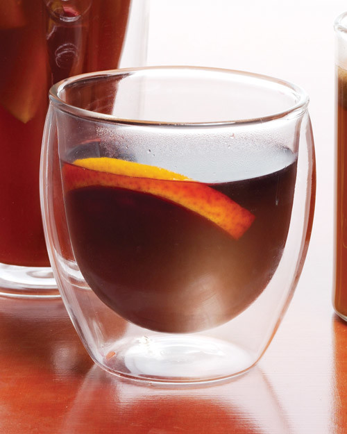 Glogg for Martha stewart christmas wine glasses