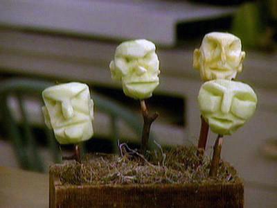 Shrunken Apple Head Doll Video Shrunken Apple Heads