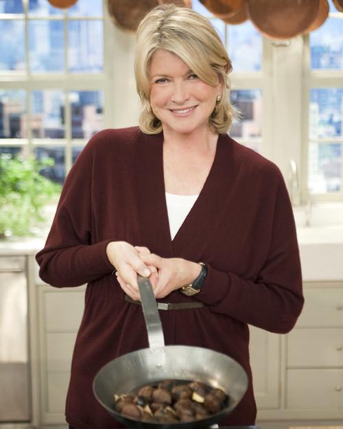 Stove-Roasted Chestnuts Recipe & Video | Martha Stewart