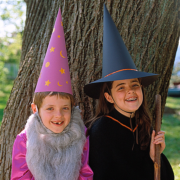 Wizard And Witch Costumes Witches Hats Martha Stewart