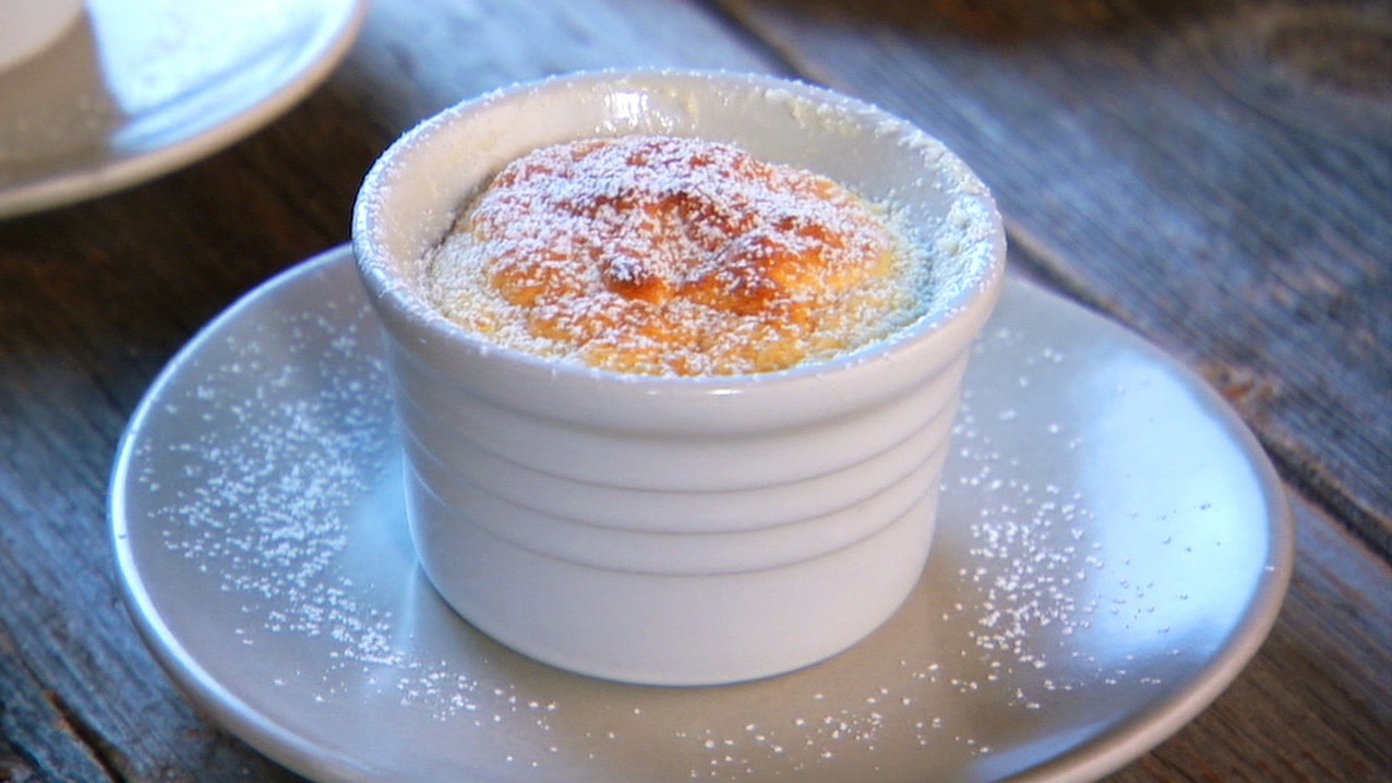 Lemon Souffle Pudding Videos   Food How to's and ideas   Martha ...
