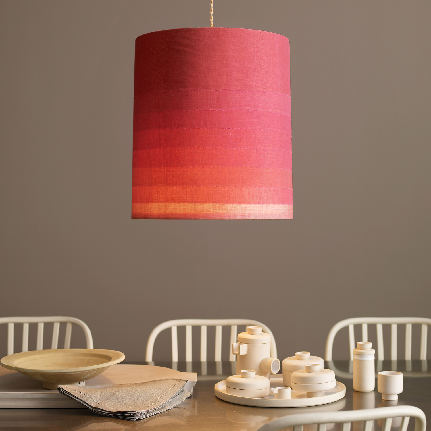 Ombre Pendant Lampshade