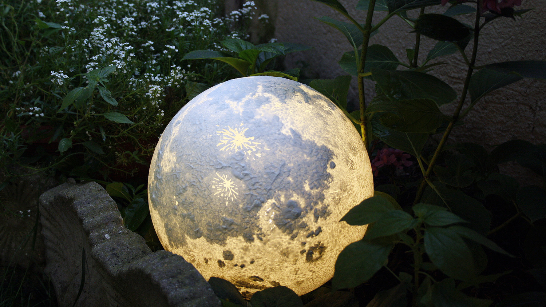 Lighting martha stewart moon lamp in garden arubaitofo Image collections