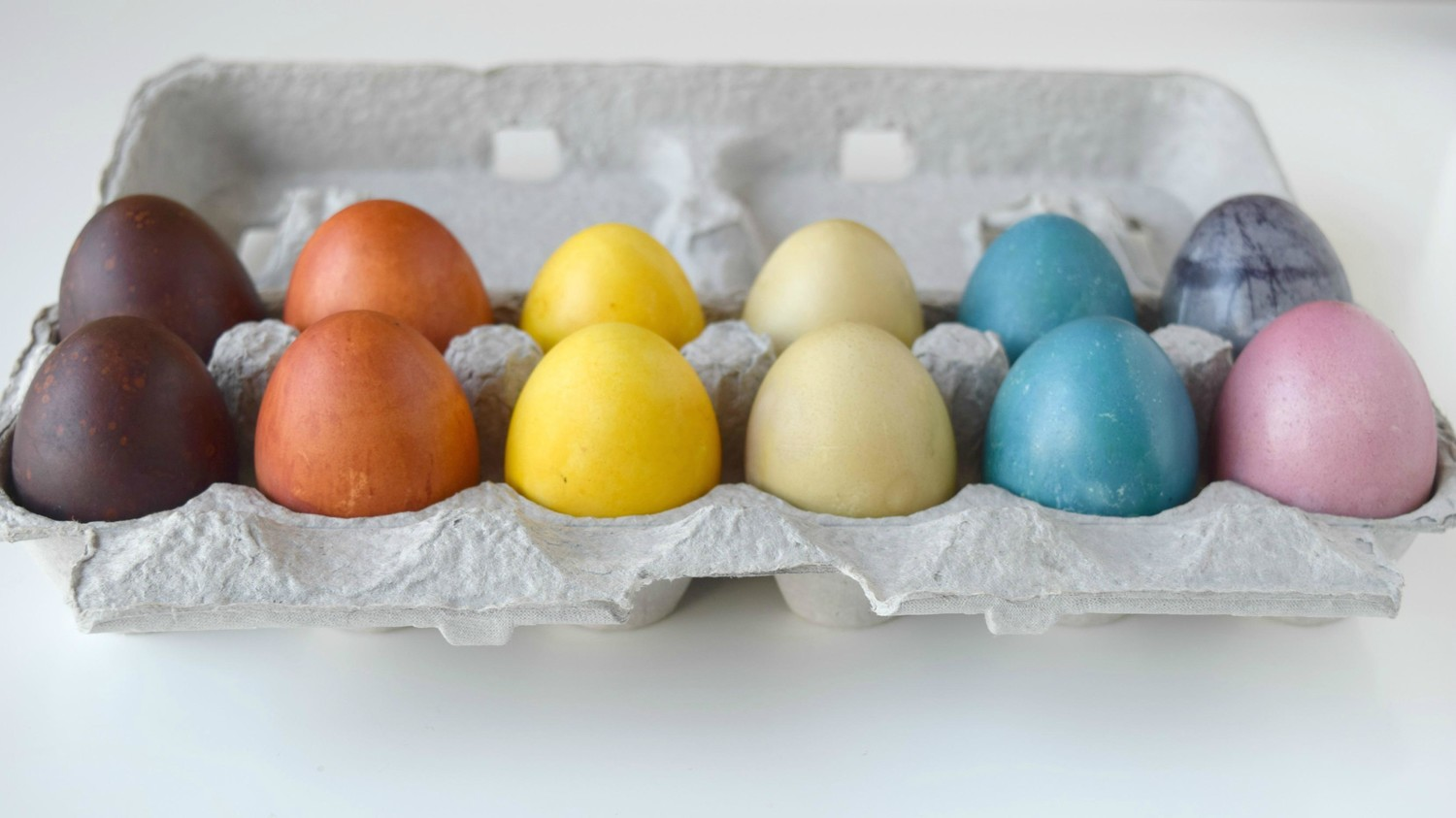 natural easter egg colors to dye for martha stewart