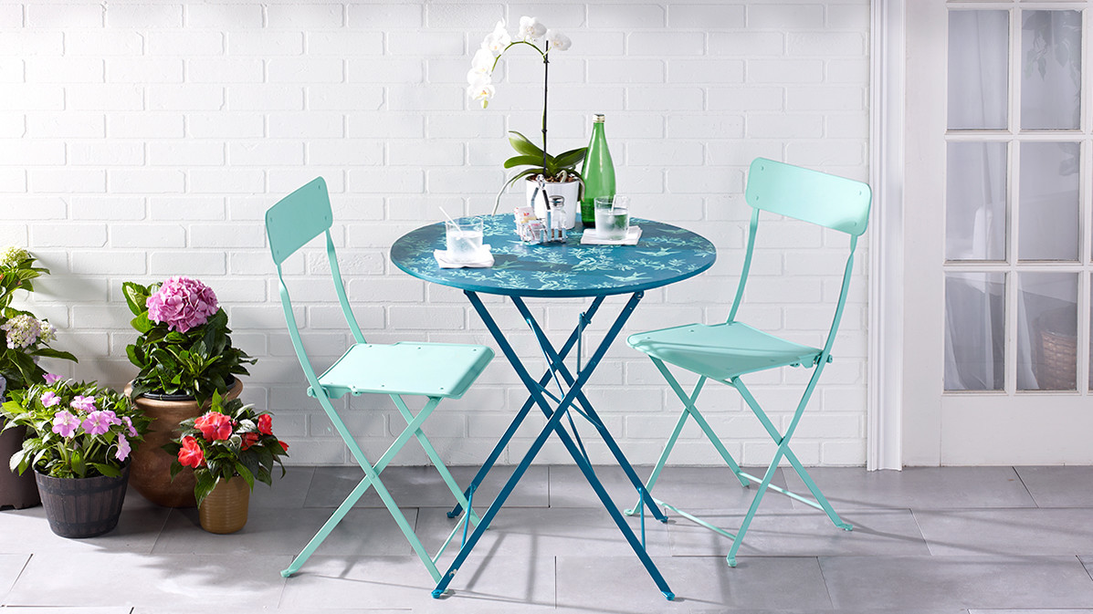 rainbow dream bar stool rainbow dream fantasy stool barstool home decor stools Chinoiserie-Stenciled Table and Chair Set