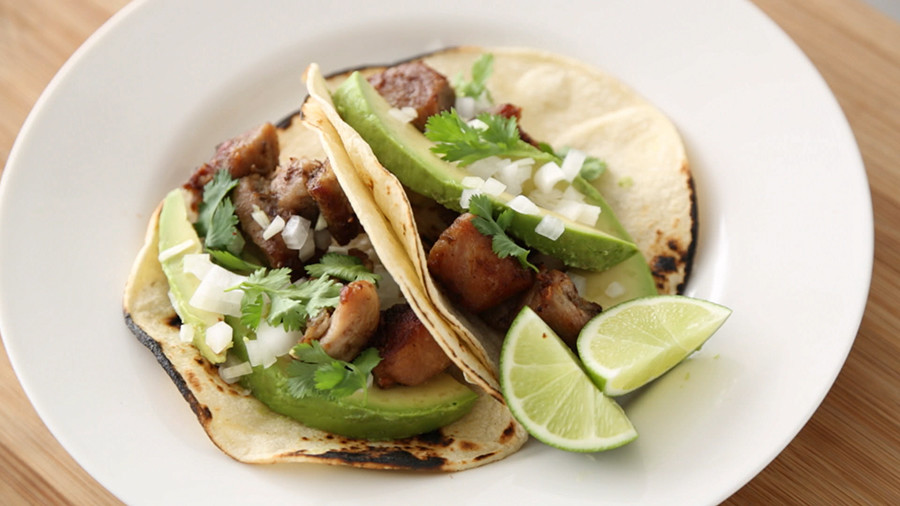 Simple Carnitas Tacos Video | Martha Stewart