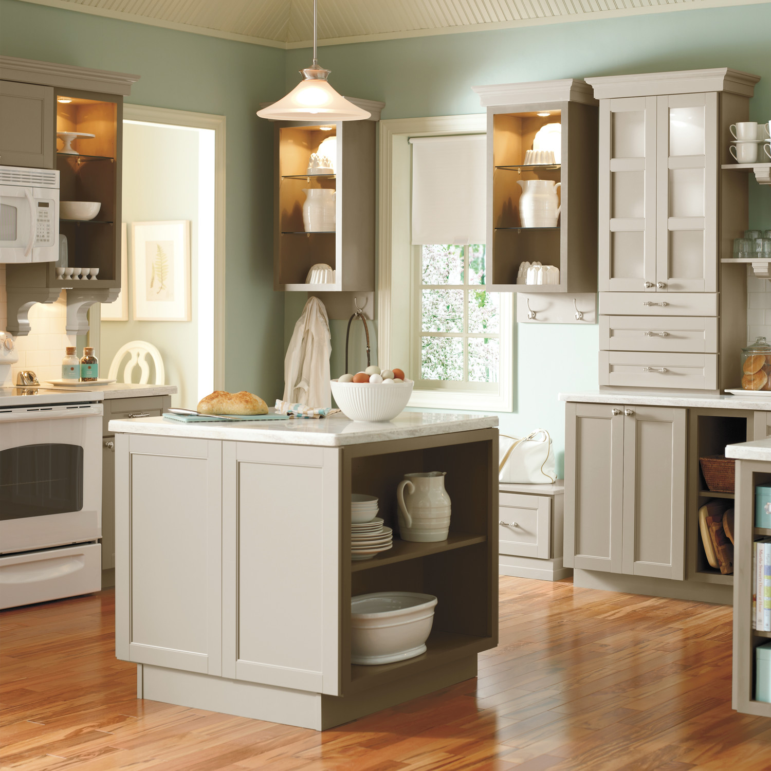Martha Stewart Living Kitchen Designs from The Home Depot | Martha ...
