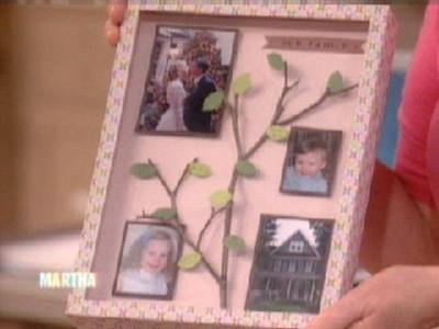 Video: Memory Box   Martha Stewart