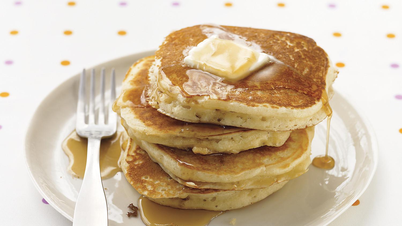 Pan Cake Recipes In Telugu: Easy Basic Pancakes Recipe & Video
