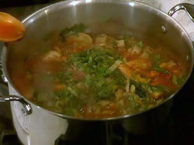 Italian Vegetable Soup Recipe Martha Stewart - Italian vegetable soup