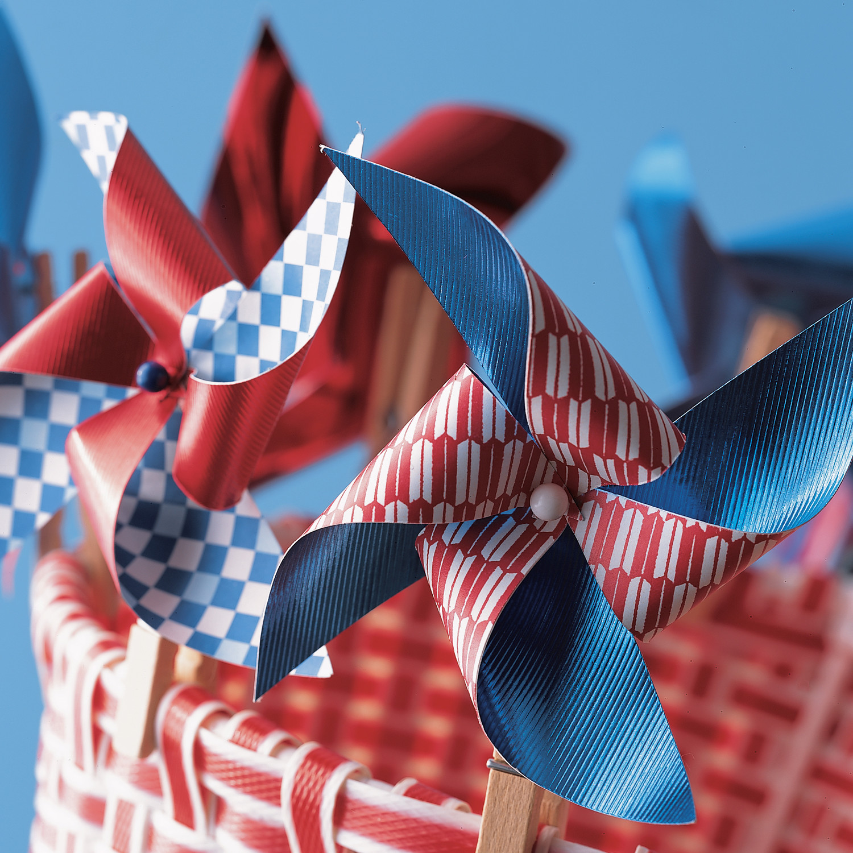 Clothespin Pinwheel Martha Stewart
