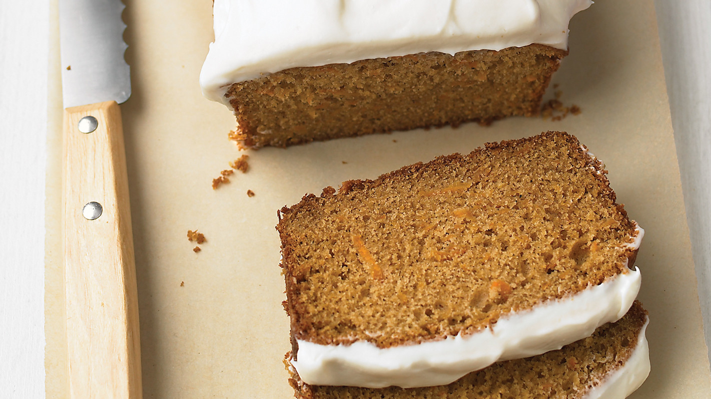 Martha Stewart Carrot Cake With Applesauce