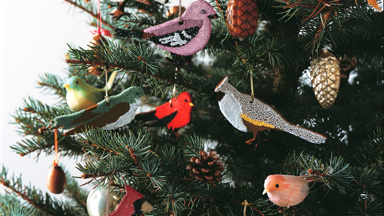 Cinnamon Bird Ornament Amp Video Martha Stewart