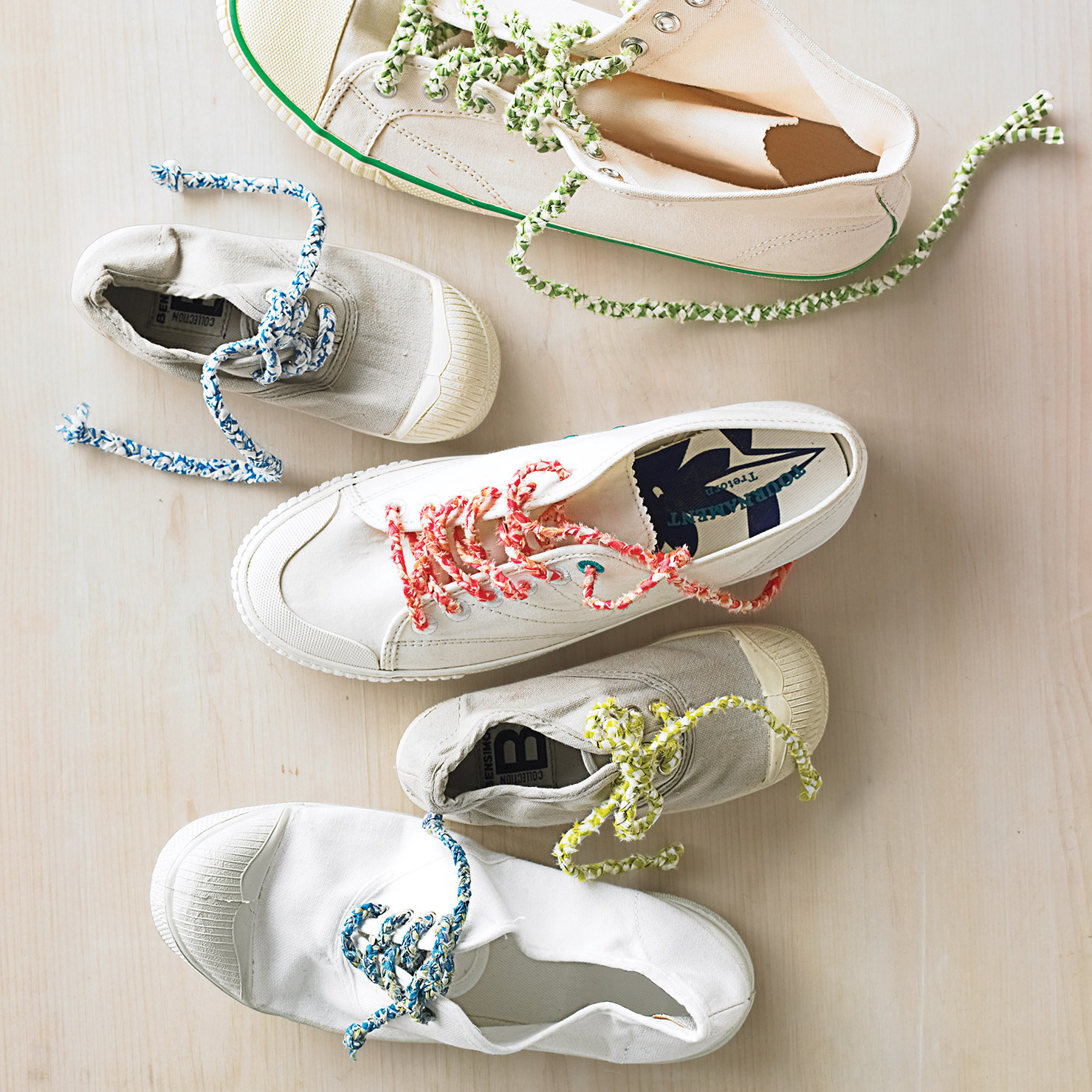Ways To Kick Up Your Style With Diy Shoes Martha Stewart