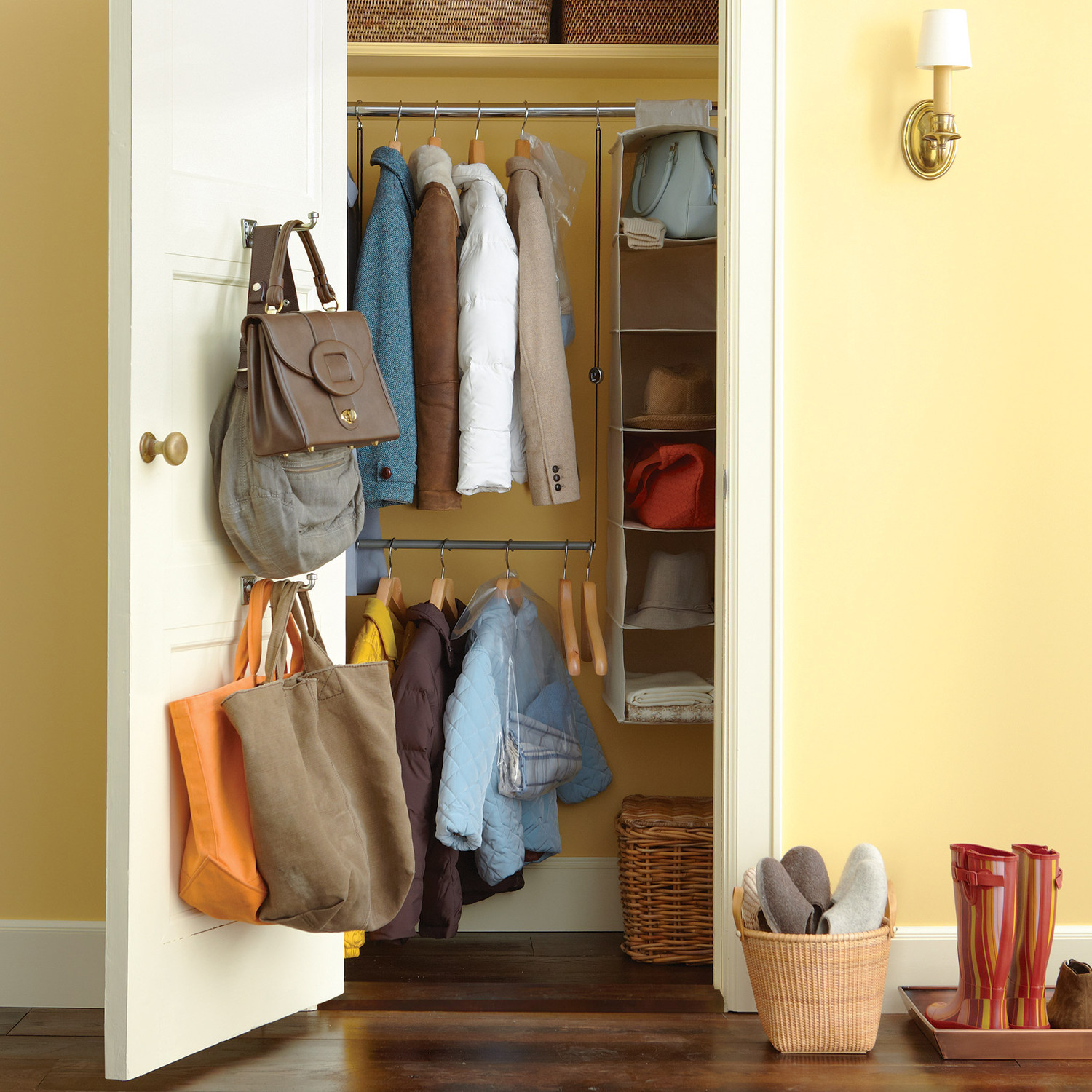 . Entryway Organizing Ideas   Martha Stewart