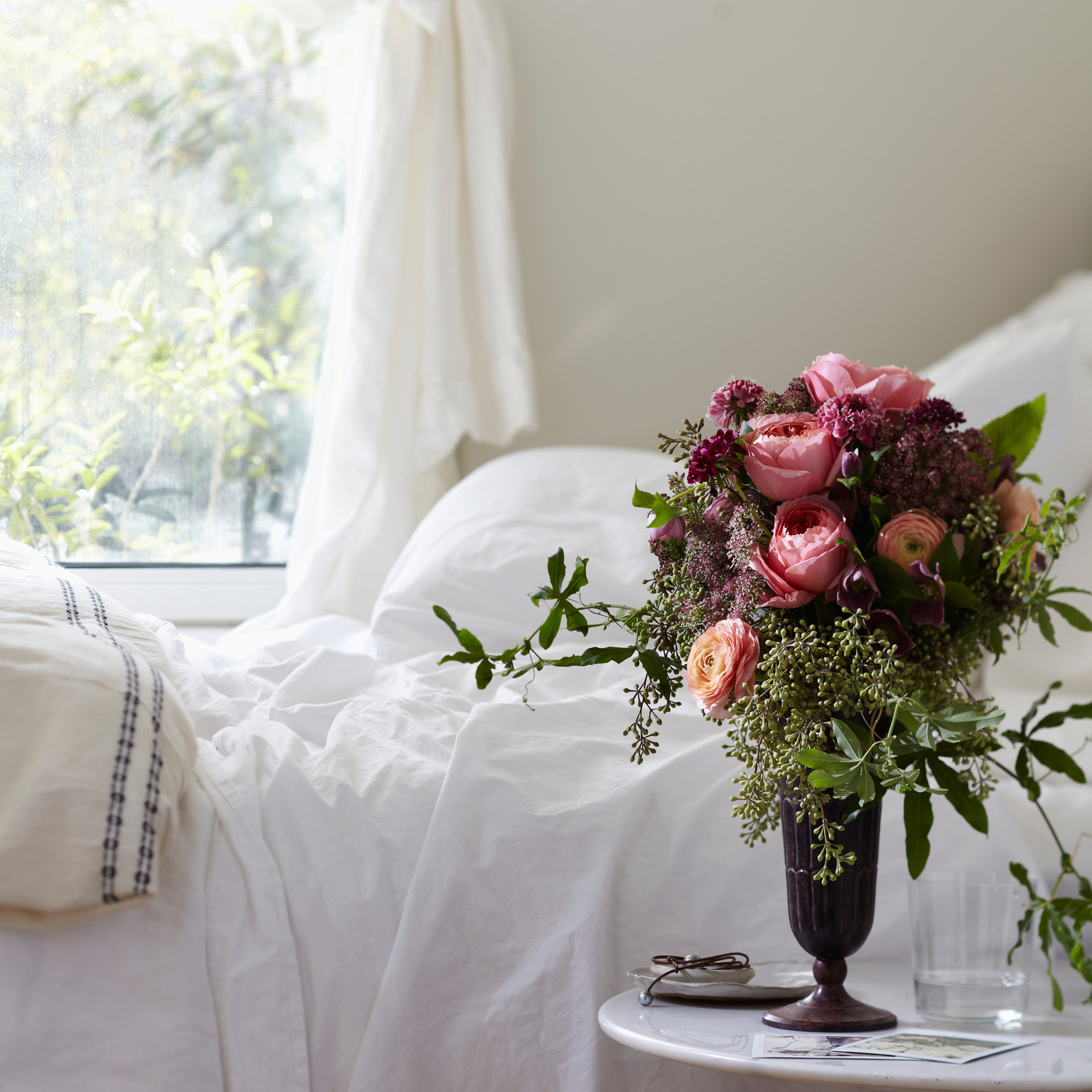 Unfussy Flower Arrangements Martha Stewart