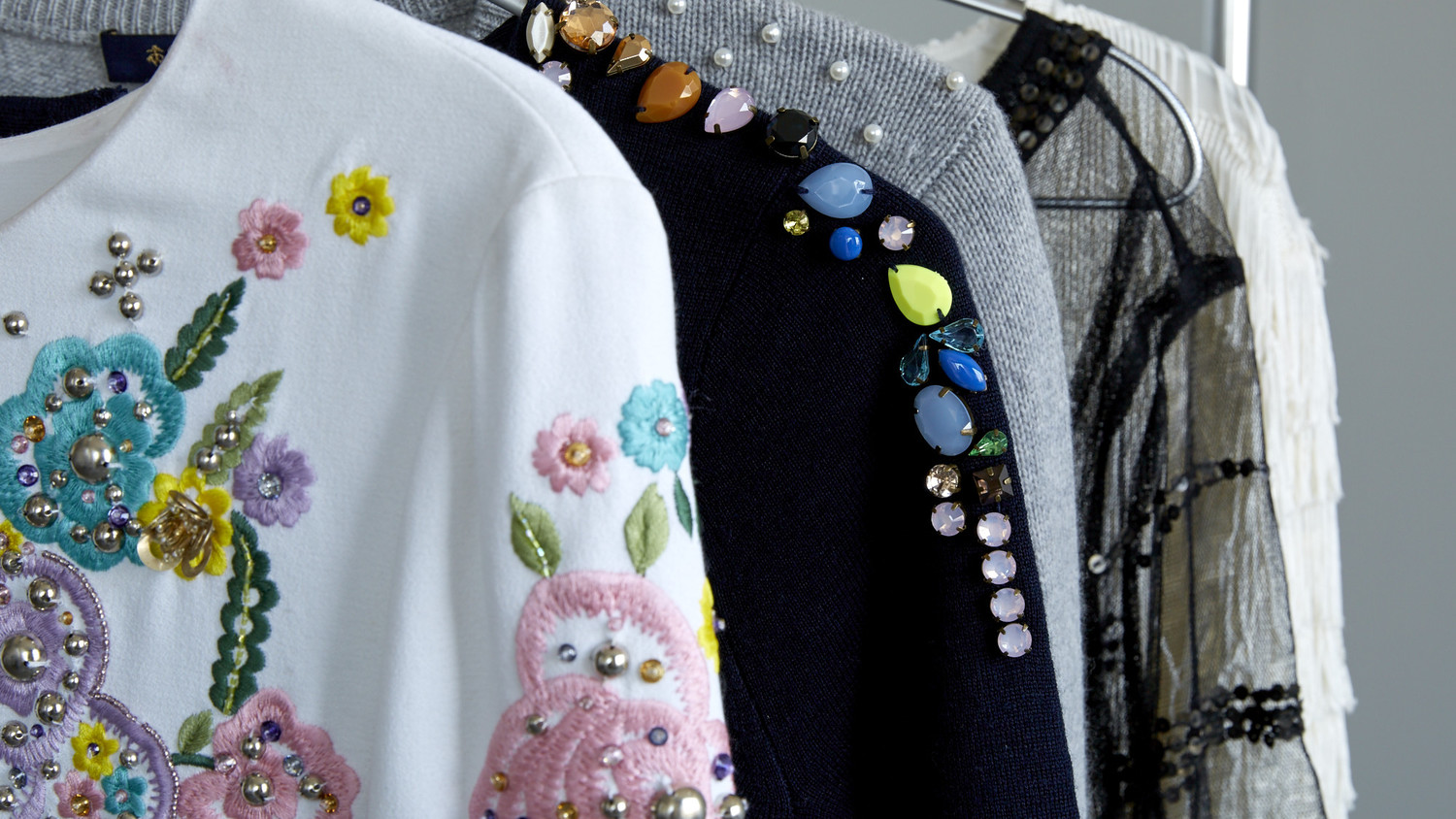 Wash and Repair Tips to Keep Sequin Garments Looking Its Best ...