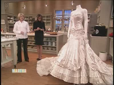 Video The Trump S Wedding Day Martha Stewart