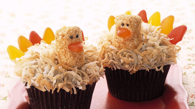 Turkey Cupcakes Martha Stewart