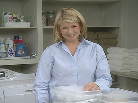 Video: How to Set up a Laundry Room | Martha Stewart