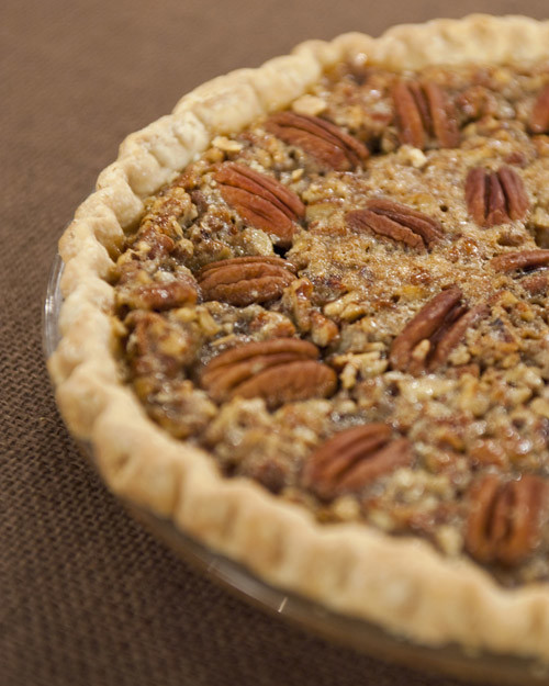 English Toffee Pecan Pie Recipe & Video | Martha Stewart