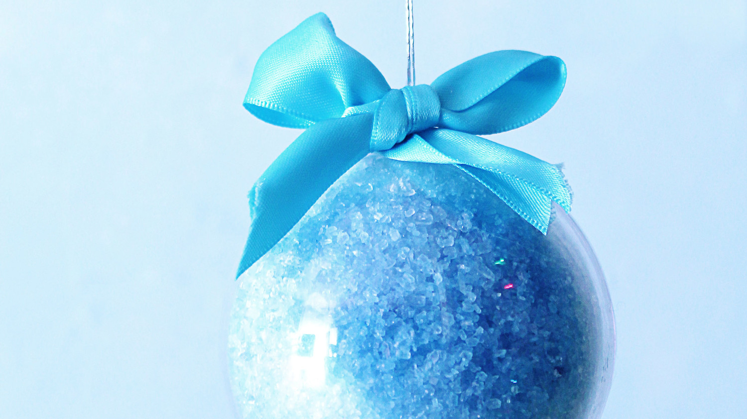 Bath Bomb Ornaments