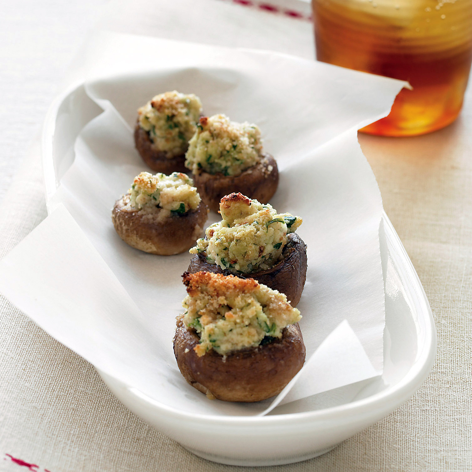 Goat cheese stuffed mushrooms forumfinder Images