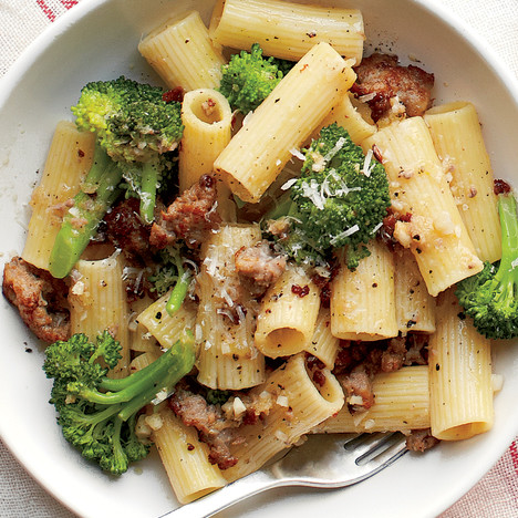 how to cook broccoli for pasta