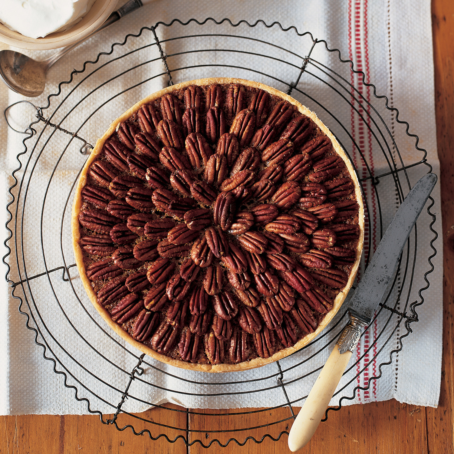 recipe: pecan pie recipe martha stewart [3]