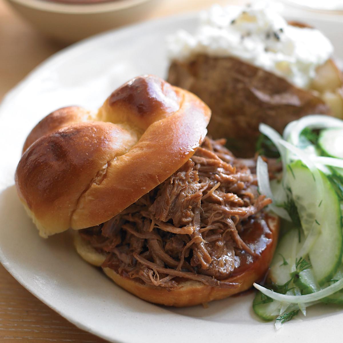 America S Test Kitchen Pulled Pork Recipe
