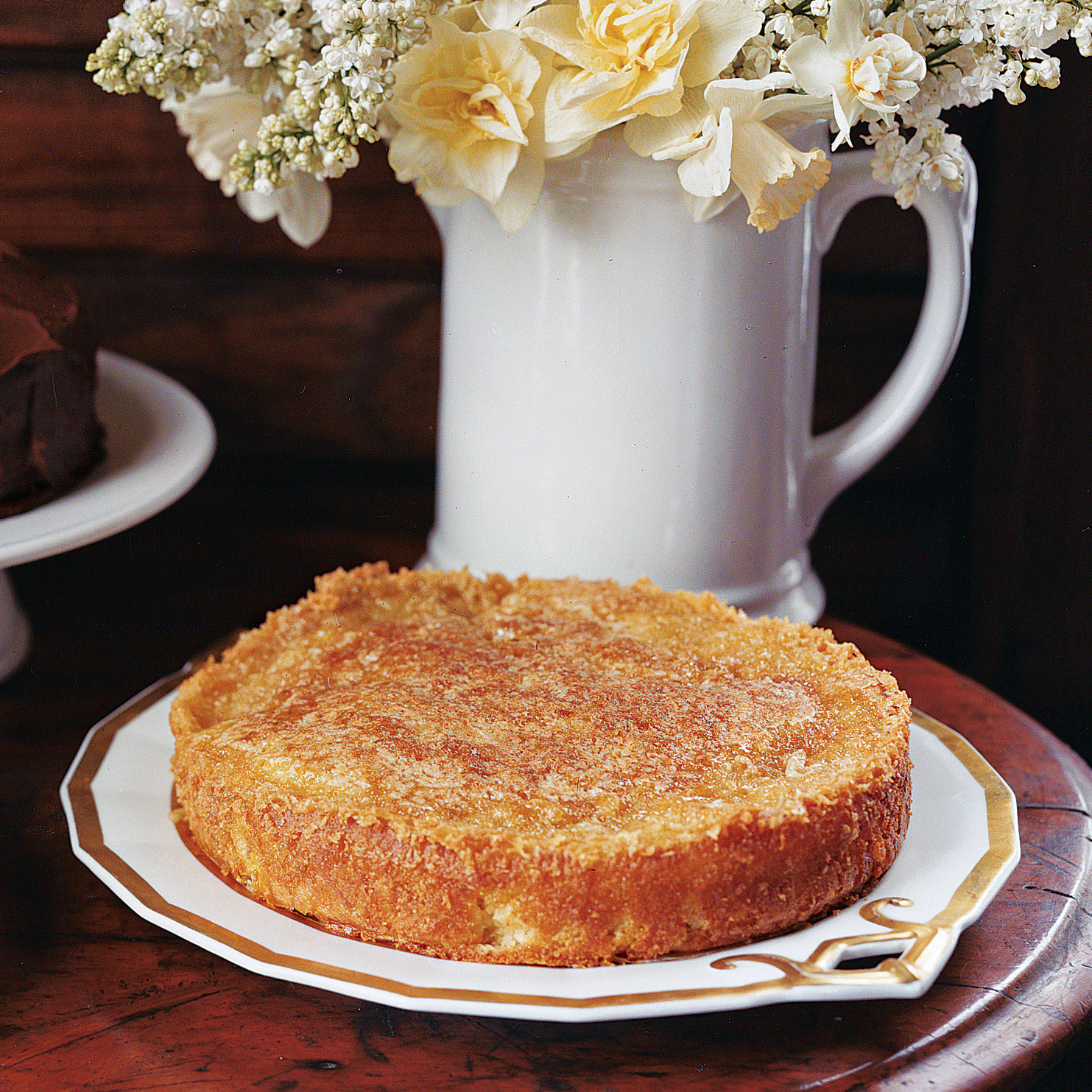 Martha Stewart Lemon Angel Food Cake