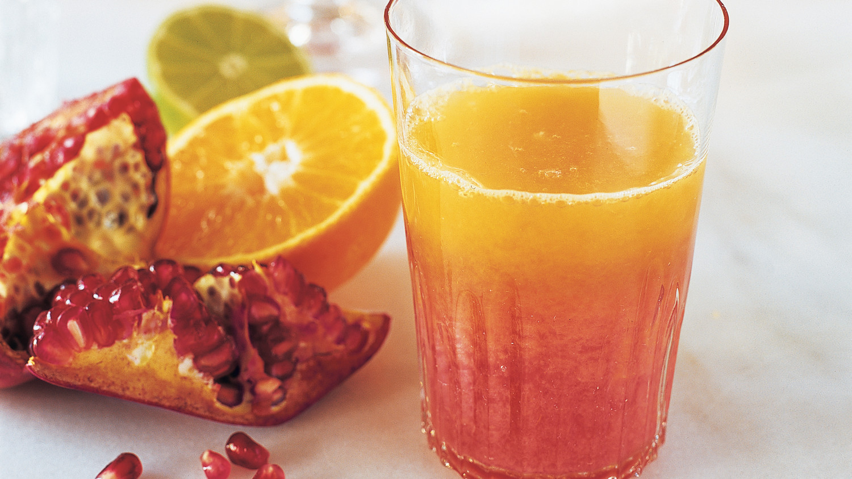 Pomegranate Citrus Juice