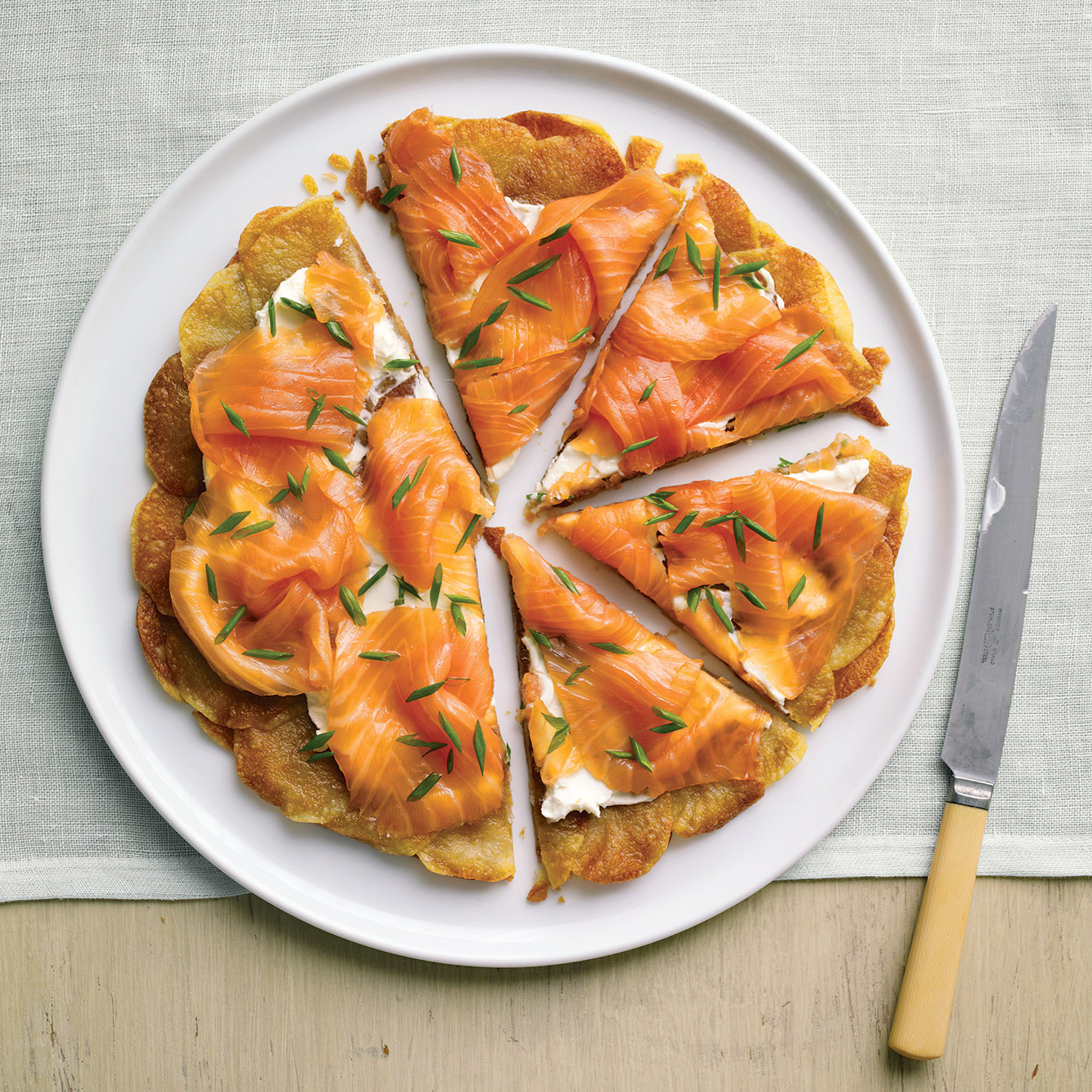 Smoked salmon appetizer recipes easy