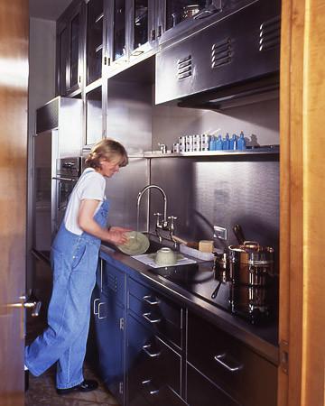 Martha S Nyc Kitchen Martha Stewart
