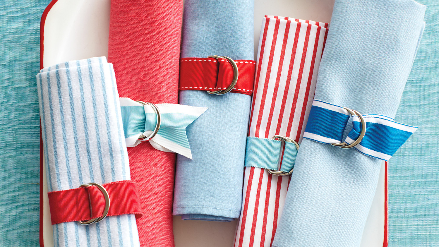 napkin folding and ideas