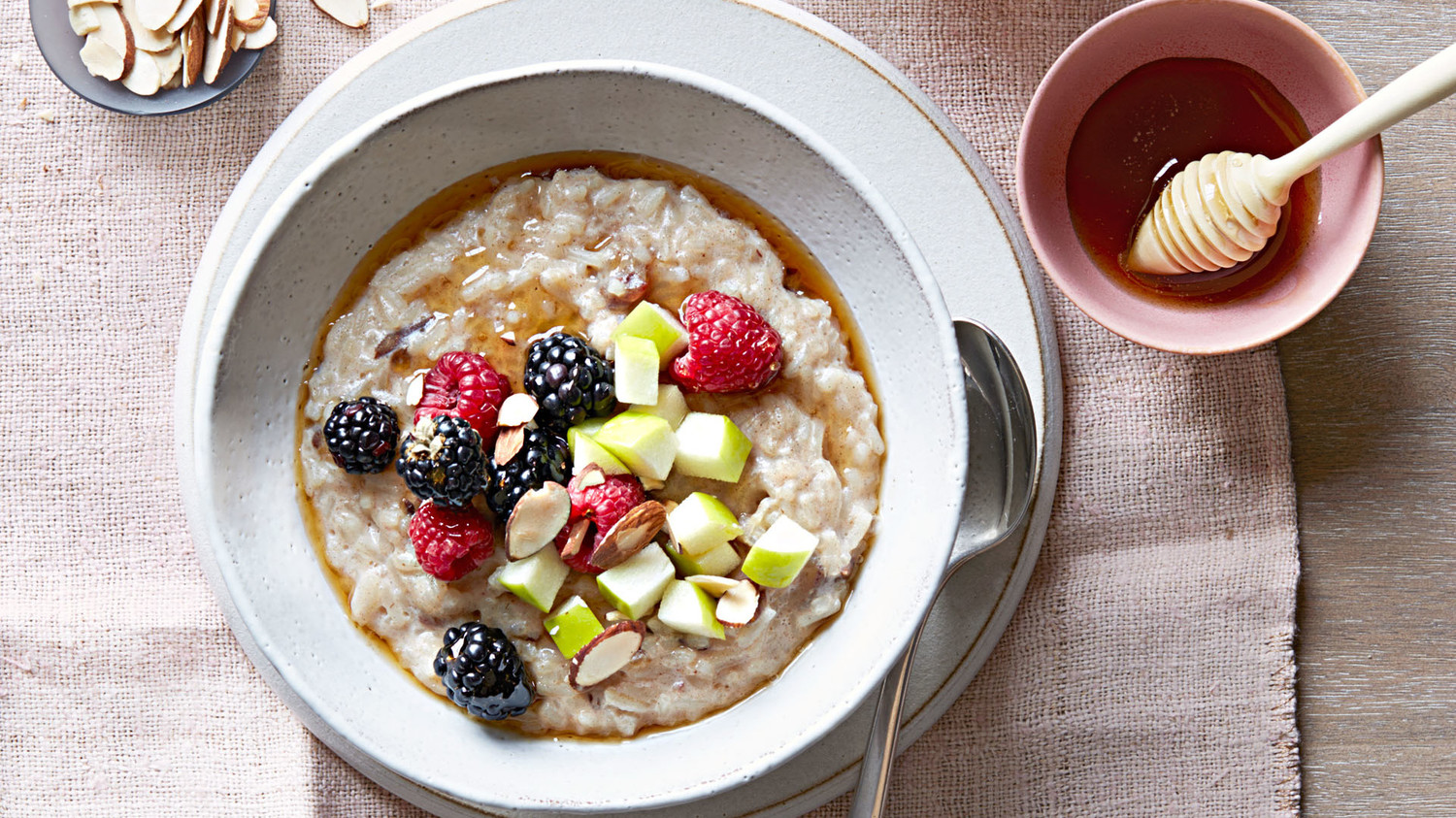 Sweet Rice Porridge