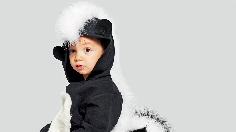 skunk costume | martha stewart