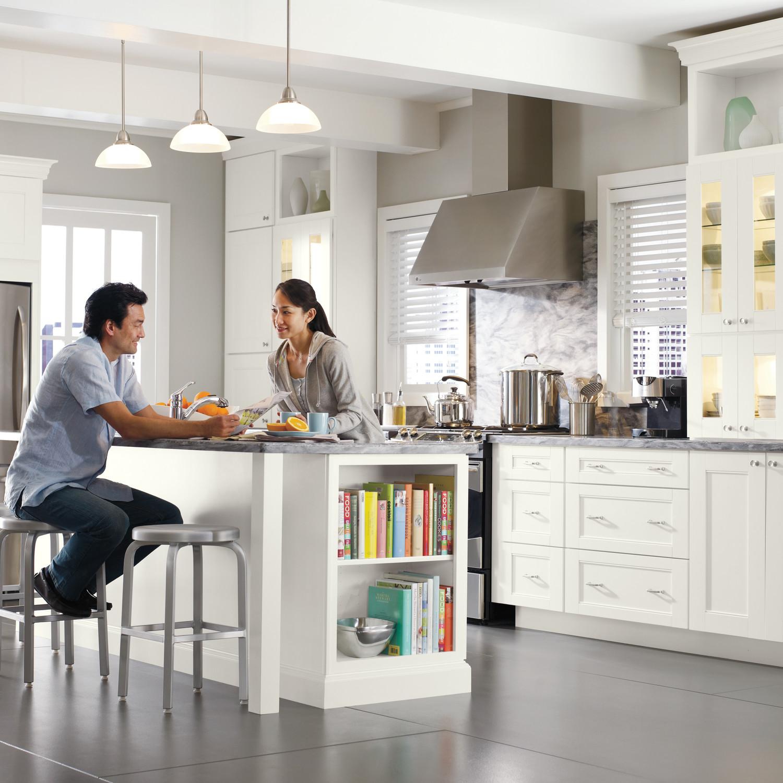 3 Rules of Decorating an Open Kitchen | Martha Stewart