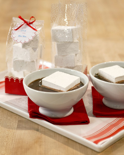 Project Dreams Marshmallow: Peppermint Marshmallows Recipe & Video