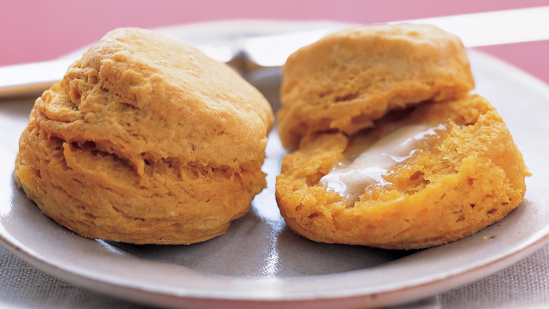 Sweet-Potato Biscuits Recipe | Martha Stewart