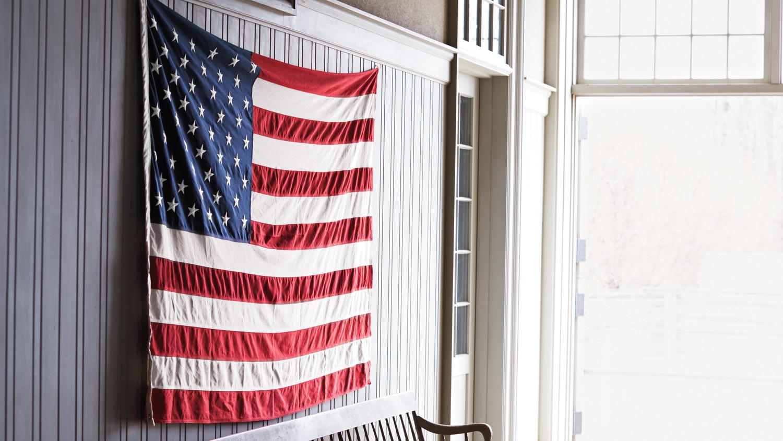 12 Rules Of American Flag Etiquette Martha Stewart