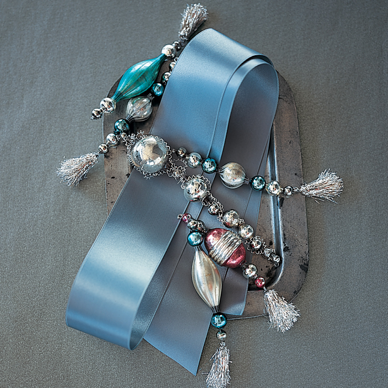 Icicle Ornaments | Martha Stewart