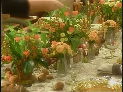 Cornucopia Table Setting Videos Holidays How To S And