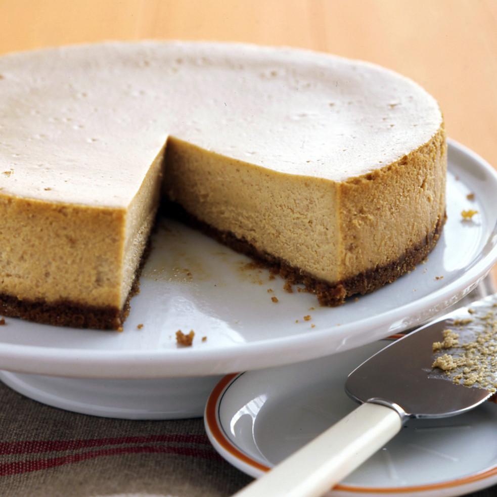 Pumpkin Cheesecake Recipe Martha Stewart