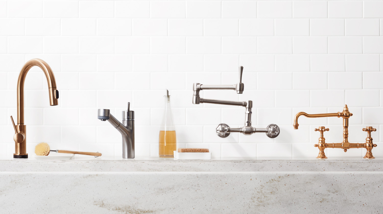 Kitchen Faucet Models, Explained | Martha Stewart