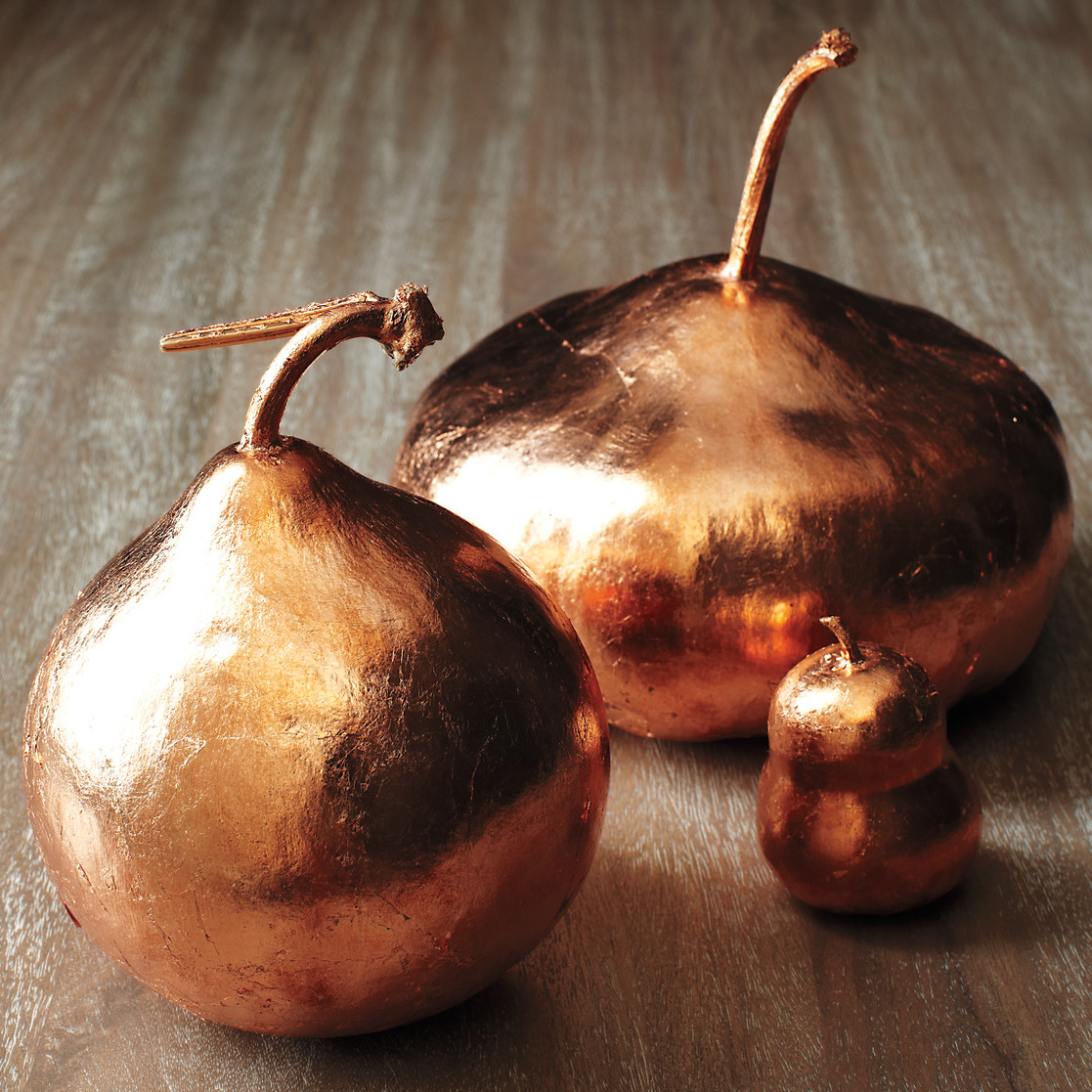 Copper leaf gourds martha stewart for Where to buy gourds for crafts