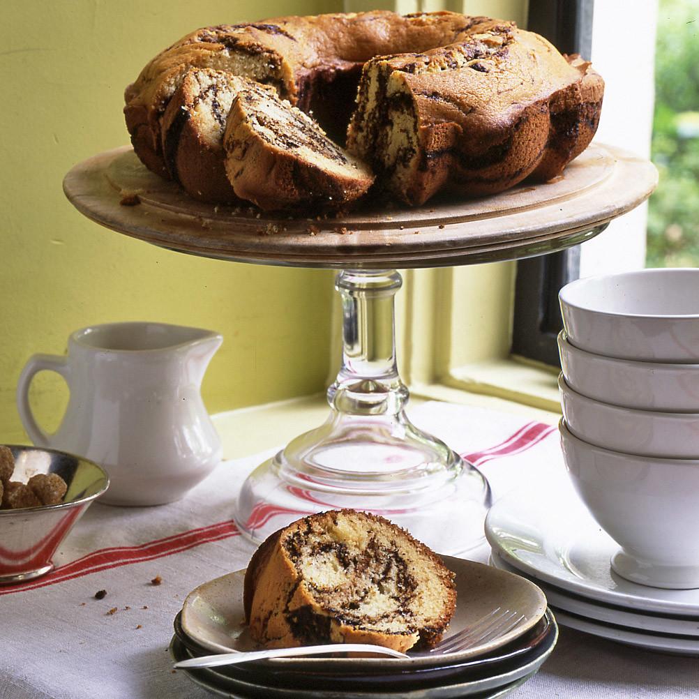 Rhubarb Coffee Cake Recipe Healthy