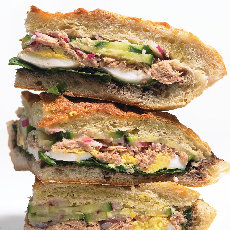 Easy canned tuna fish sandwich recipes